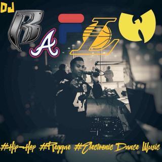 Hip-Hop #Reggae #Electronic Dance Music