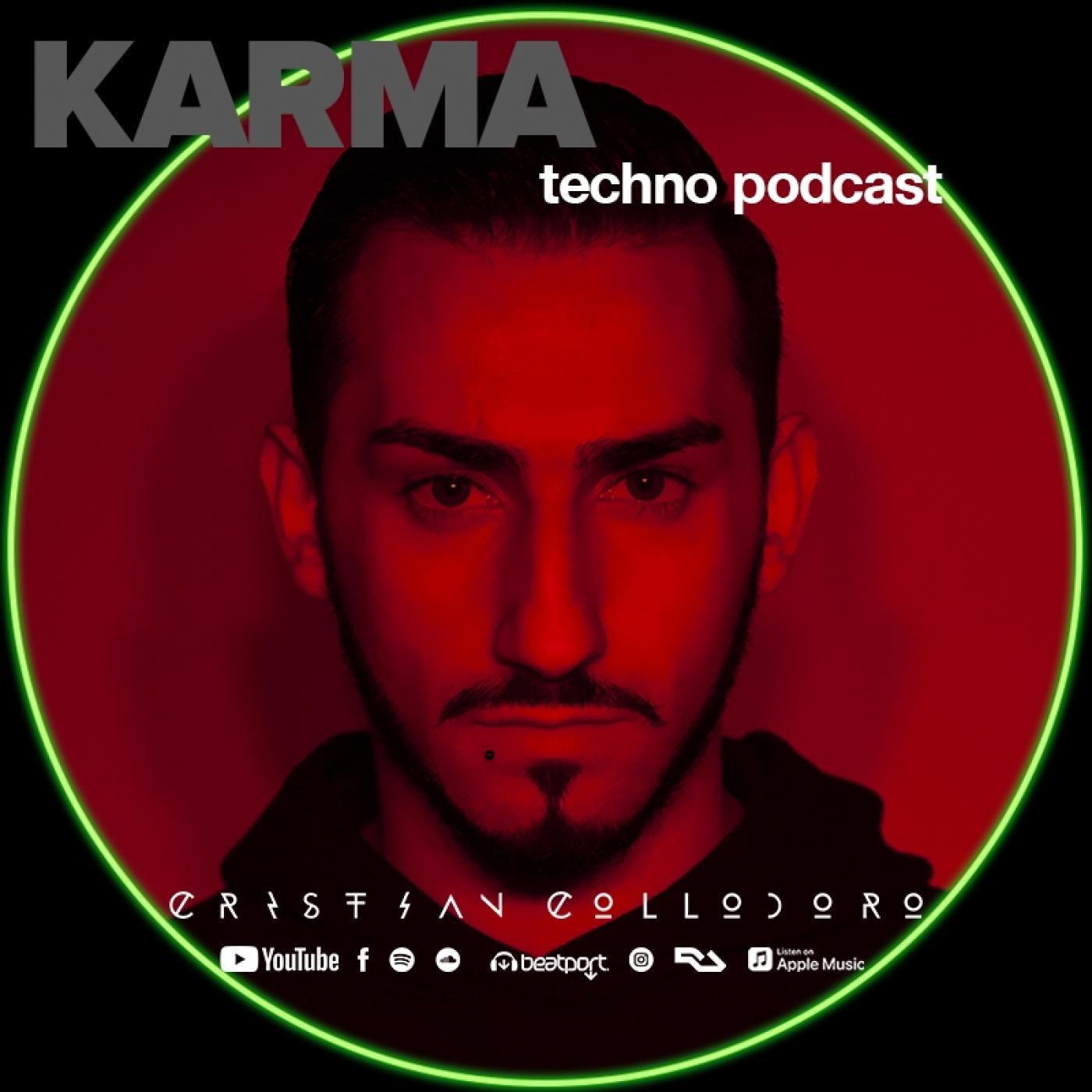 KARMA Techno Podcast