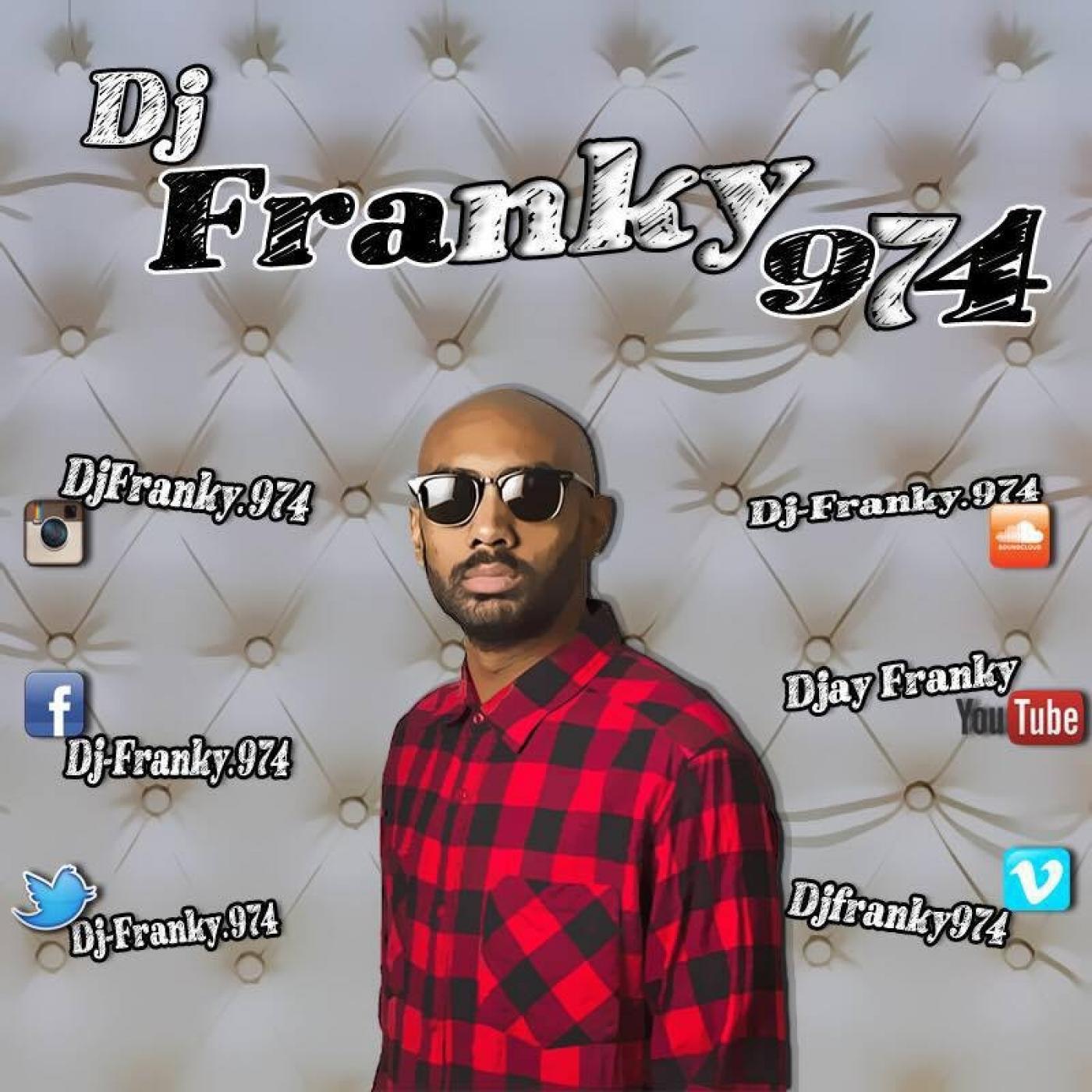 Dj-Franky.974 - Le Mercenaire Du Mix