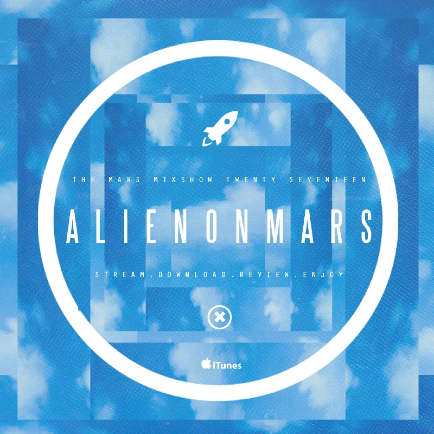 DJ Illegal Alien - The Mars Mixshow