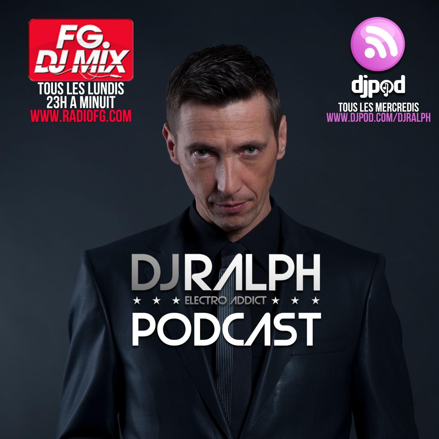 DJ Ralph Electro Addict Podcast