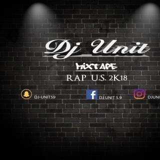 Hallz Starz Mix Hip HOP US vs FR 2018 - DJ UNIT 1 by DJ UNIT