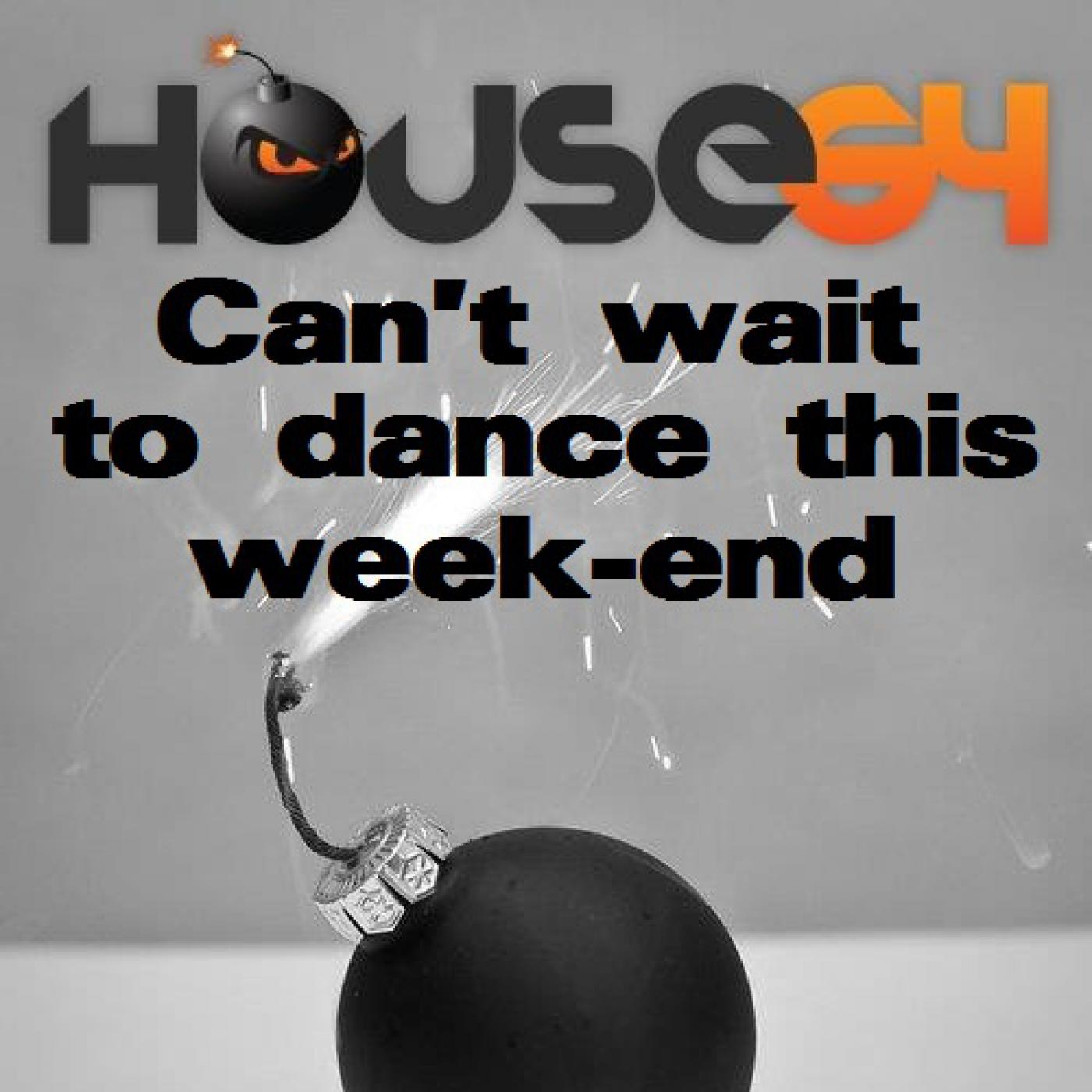 can't wait to dance this week-end