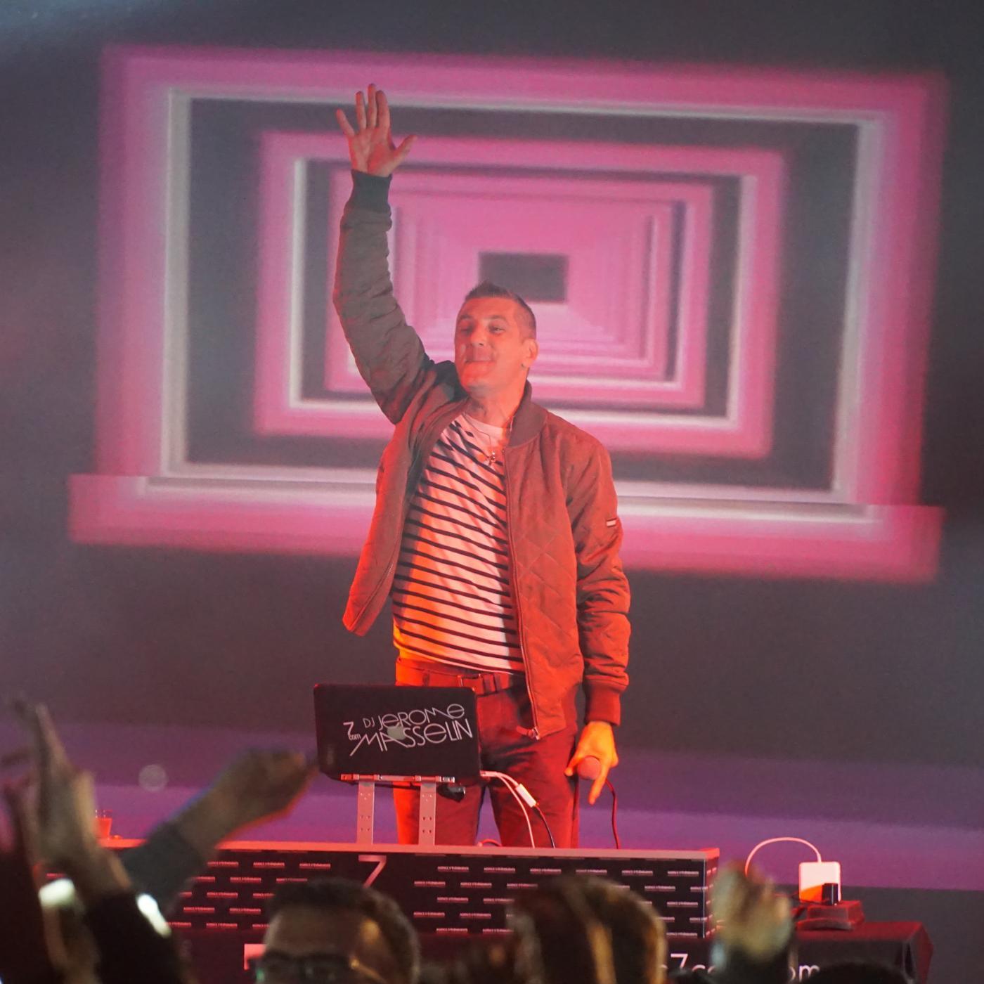 Jerome Masselin DJ & Agence 7Com