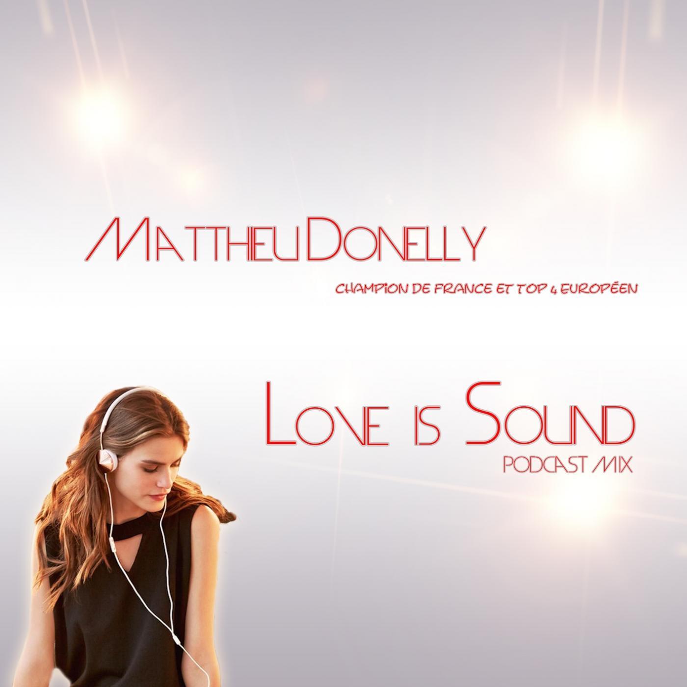 Love is Sound(progressive,electro,house)