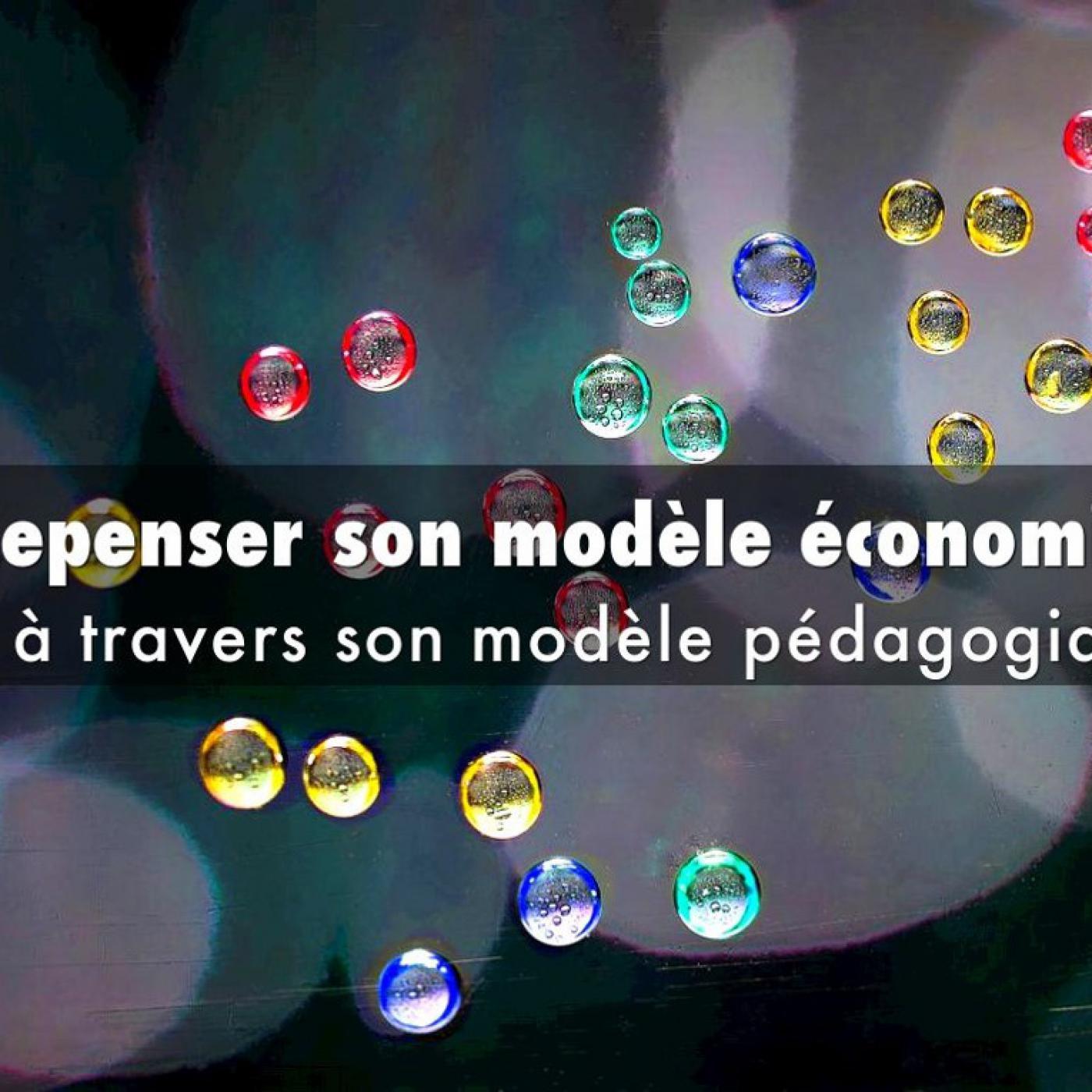 Interview repenser le modèle économique des centres de formation